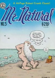 Mr. Natural #3 (8th) VF; Kitchen Sink   save on shipping - details inside