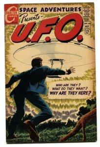 Space Adventures #60-1967-Charlton-UFO issue-Flying Saucer-Jim Aparo-VF