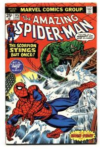 AMAZING SPIDER-MAN #145 1975-Bronze Age-Scorpion VF