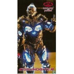 1997 Skybox BATMAN AND ROBIN MOVIE Widevision SOUNDBITE #42