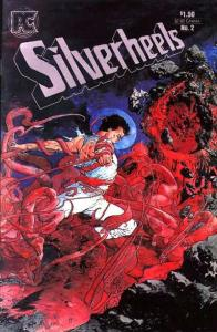 Silverheels #2, VF+ (Stock photo)