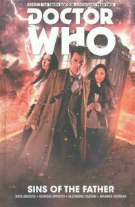 Doctor Who: The Tenth Doctor Year Two HC #3 VF/NM; Titan | save on shipping