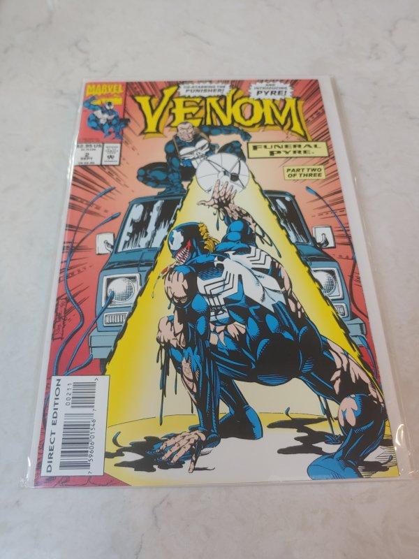 Venom: Funeral Pyre #2 (1993)