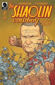 SHAOLIN COWBOY #1, NM, Who'll stop the Reign, Geof Darrow, Dave Stewart, 2017