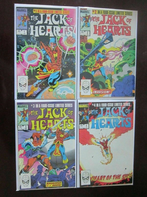 1980's Marvel Mini-Set Comic Lot   28 different books Avg FN/VF 7.0