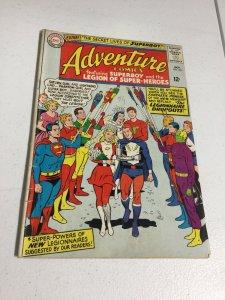 Adventure Comics 337 Vg+ Very Good+ 4.5 DC Comics