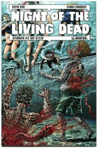 NIGHT of the LIVING DEAD Aftermath #3, NM, Gore, 2012, more NOTLD in store