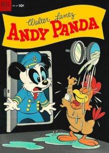 Andy Panda #25, Good+ (Stock photo)