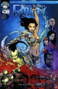 Fathom (6th Series) #9A VF/NM; Aspen | save on shipping - details inside