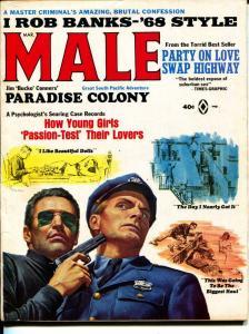 Male-3/1968-Pussycat-Motorcycles-Sex-Adventure