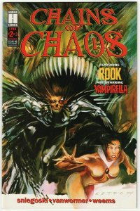 Chains Of Chaos Featuring Rook & Starring Vampirella #2 (Harris, 1994) VF