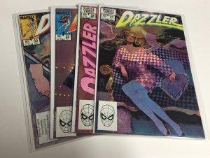 Dazzler 27 28 29 30 Nm Near Mint Marvel Comics