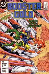 Booster Gold (1986 series) #17, VF (Stock photo)