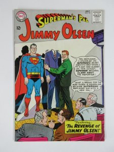 JIMMY OLSEN 78 F- July 1964