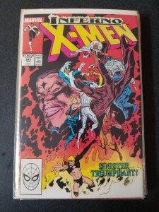 INFERNO X-MEN #243 COPPER AGE