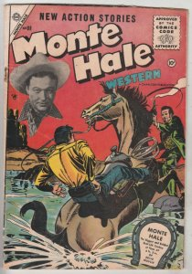 Monte Hale Western #88 (Sep-53) VG Affordable-Grade Monte Hale