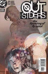 Outsiders (3rd Series) #11 VF/NM; DC | save on shipping - details inside
