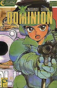 Dominion #5 VF/NM; Eclipse | save on shipping - details inside