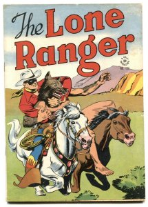 Lone Ranger-Four Color Comics #136-1946-Dell Western FN