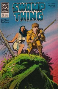 DC Comics! Swamp Thing! Issue 86!