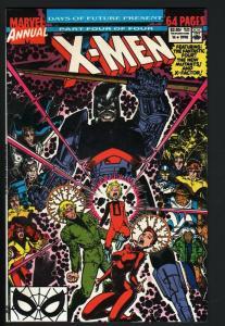 X-MEN ANNUAL #14-First GAMBIT-Super High Grade-NM-Marvel