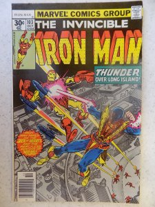 IRON MAN # 103