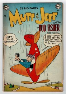 Mutt And Jeff 52