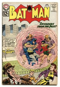 Batman #149 comic book DC-Time travel issue!-Silver age 1962 VG-