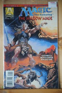 Magic the Gathering--The Shadow Mage #1 (1995)