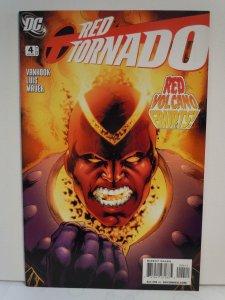 Red Tornado #4