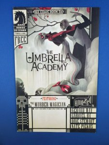 THE UMBRELLA ACADEMY FCBD 1 NM DARK HORSE GIVEAWAY FIRST ISSUE 2007