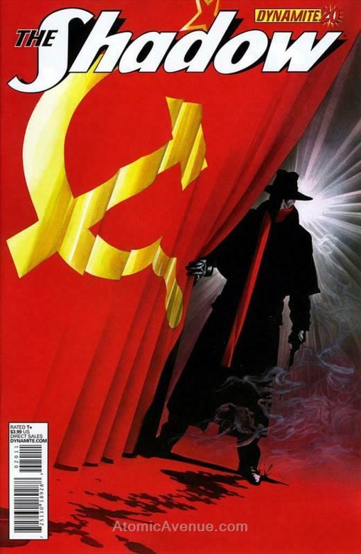 Shadow, The (5th Series) #20A VF/NM; Dynamite | save on shipping - details insid