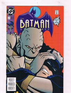 Batman Adventures # 7 VF/NM DC Comic Books The Joker Penguin Catwoman Robin SW12