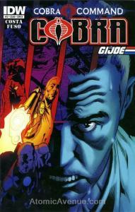 G.I. Joe Cobra: Cobra Civil War #12B VF/NM; IDW | save on shipping - details ins