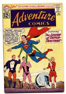ADVENTURE COMICS #293 comic book 1962-SUPERBOY-LEX LUTHOR-BIZARRO