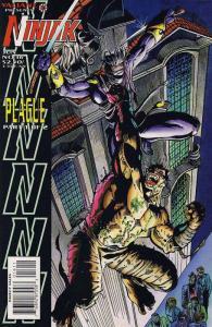NINJAK (1994 VL) 16-17 PLAGUE complete 2-part story