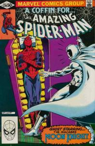 Amazing Spider-Man, The #220 FN; Marvel | save on shipping - details inside