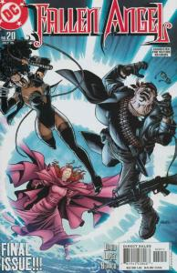 Fallen Angel #20 VF/NM; DC   save on shipping - details inside