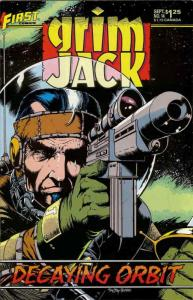 Grimjack #14 VF/NM; First | save on shipping - details inside