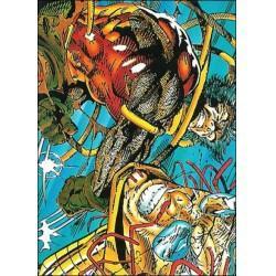 1992 Wolverine: From Then 'Til Now: Series 2 GENOSHA #53