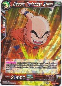 Dragon Ball Super CCG - Miraculous Revival - Deadly Defender Krillin