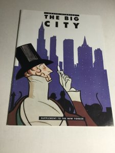 Cover Stories The Big City Nm Near Mint Supplement To The New Yorker
