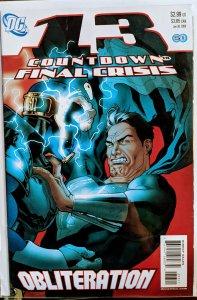 Countdown to Final Crisis #13 (2008)
