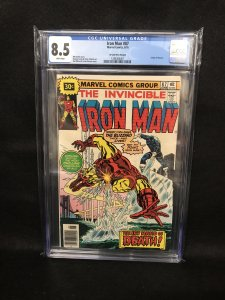 Iron Man #97 (Marvel, 1976) CGC 8.5