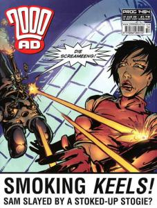 2000 A.D. #1454 VF/NM; Fleetway Quality | save on shipping - details inside