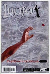 LUCIFER #48, Devil, NM+, Vertigo, Monsters, Peter Gross. 2000