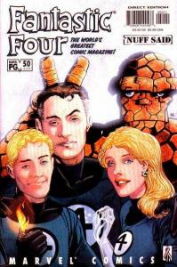 Fantastic Four (1998 series) #50, NM + (Stock photo)