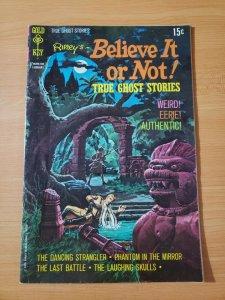 Ripley's Believe It or Not #24 ~ VERY FINE VF ~ 1971 Gold Key Comics