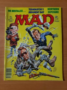 Mad Magazine #308 ~ VERY FINE - NEAR MINT NM ~ January 1992