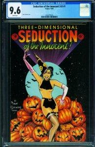 SEDUCTION OF THE INNOCENT 3-D #1-comic book-DAVE STEVENS 2042279016